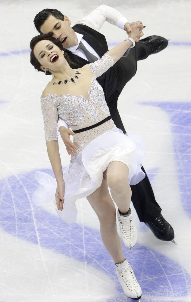 Anna Cappellini & Luca Lanotte (Italy) - The Merry Widow