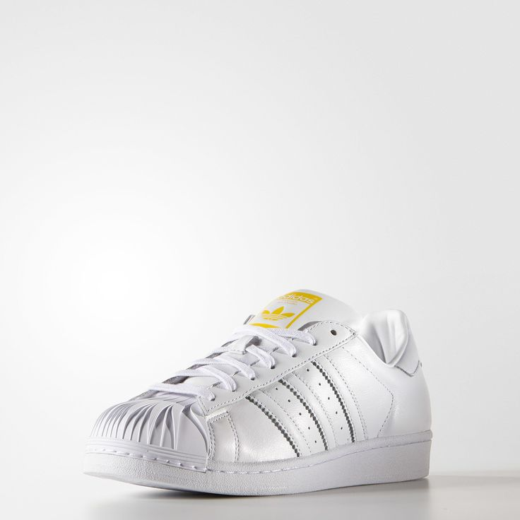Adidas x Zaha Hadid. Superstar Supershell Shoes