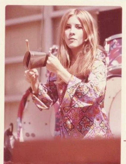 Stevie Nicks- very young!