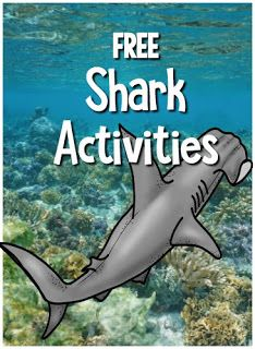 Free Shark Week Activities   Need a fun way to keep your kids engaged as the school year comes to a close? How about Shark Week in the classroom? This blog post includes some fun and free resources including a Sharks Fact and Opinion Sort Sharks: True or False activity and more. Thanks for looking!  3rd grade 4th grade 5th grade fact and opinion ocean sharks