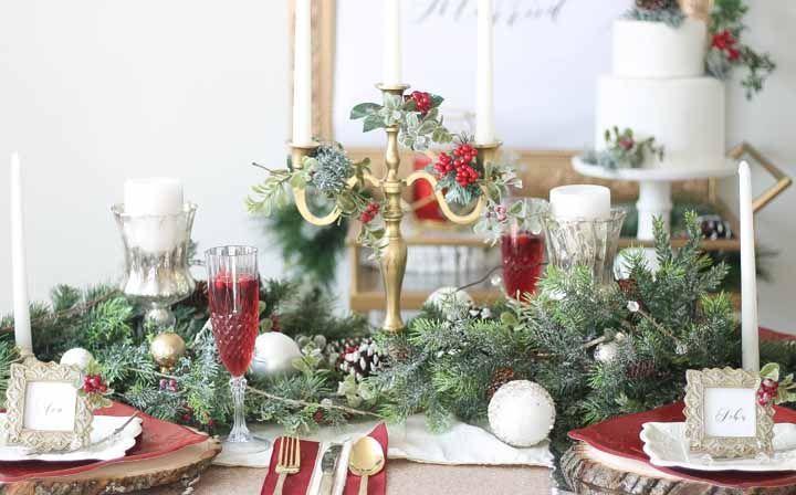 Arranjos De Natal Saiba Como Fazer E Usar Na Decoracao De Natal