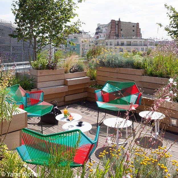 jardin urbain nos bonnes adresses parisiennes fleurs