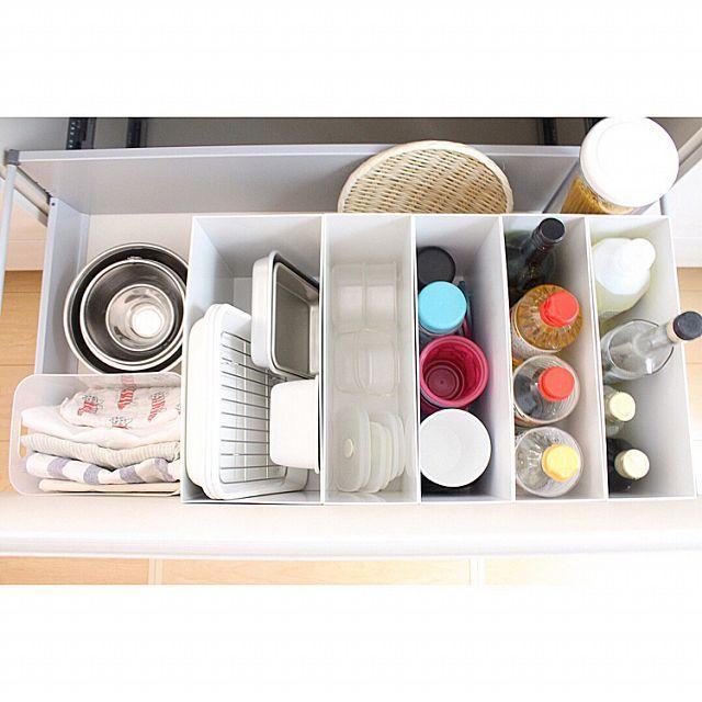 クリナップ キッチン用品 調味料 ファイルボックス シンプル などの