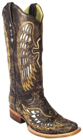 Boots Angel WingsBoots Corral, Boots Angels, Angel Wings, Lady Cowboy ...
