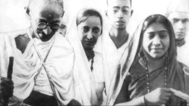 Sarojini Naidu - Indian independence Activist and poet