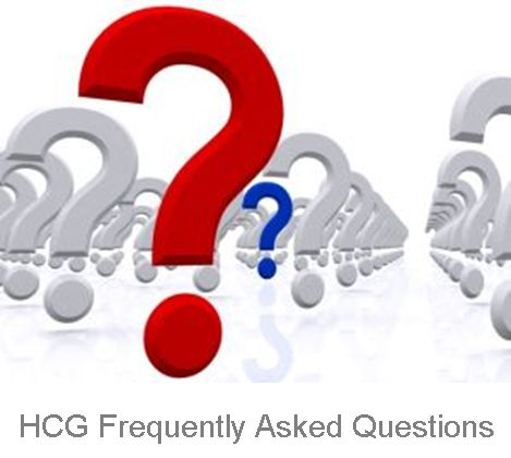 Get answers to the most common HCG questions! Super helpful! www.poundsandinchesaway.com