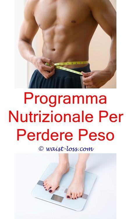 perdere peso uomo dieta