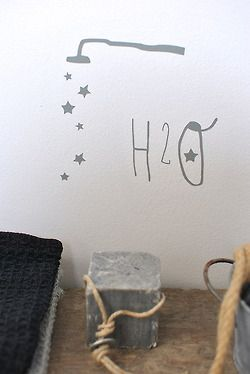 """Sticker """"H2O"""" - simply factory http://simplyfactory.bigcartel.com/product/sticker-h2o"""