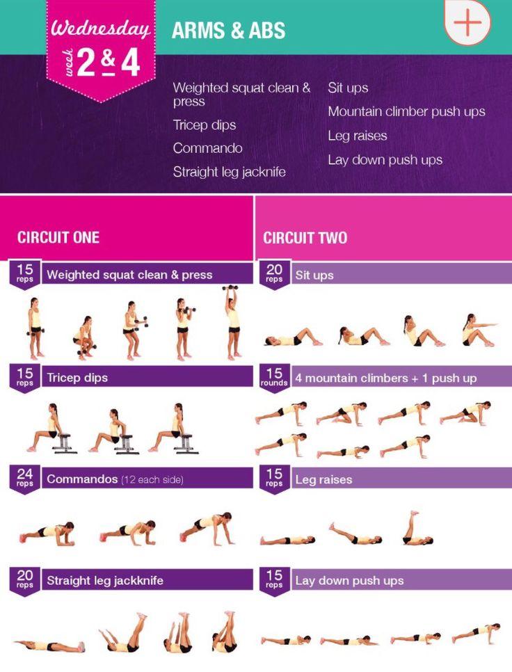 Bikinibodyguidetwo | Fitness | Bikini body guide, Body ...
