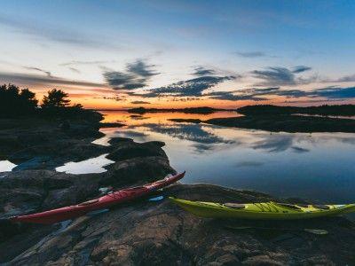 Camping in the Finnish Archipelago — VisitFinland.com