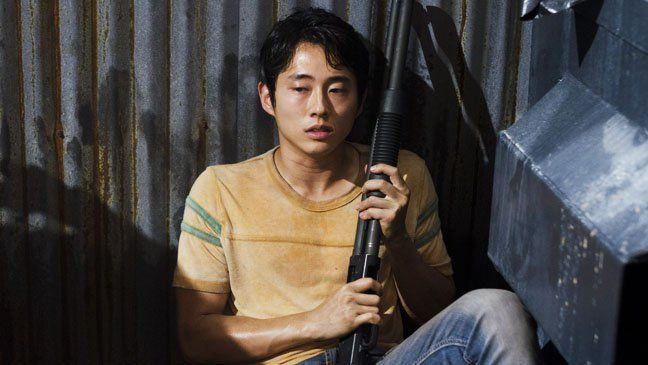 Steven Yeun says Glenn's death on The Walking Dead may affect him for the rest of his life. The Walking Dead and its fans said goodbye to one of the series