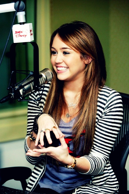 Miley Cyrus (Hope Destiny Cyrus)…. love the hair, too bad she changed...