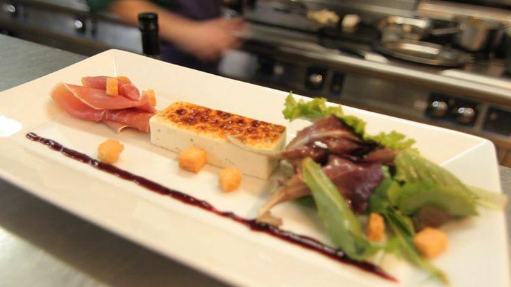 La gastronomie mise en scène au restaurant Les Beaux-Arts http://www.restovisio.com/restaurant/les-beaux-arts-902.htm #restaurant #toulouse
