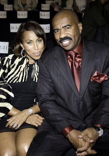 Steve and Marjorie Harvey - 40 Black Couples That We Love