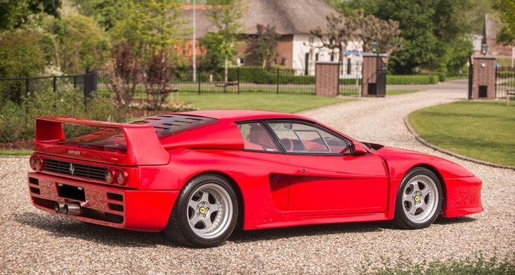 Ferrari Testarossa Koenig Competition: King of the neighbourhood | Classic Driver Magazine