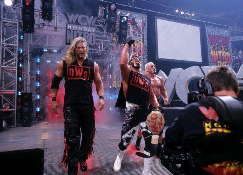 Hollywood Hogan, Nash and Scott Steiner
