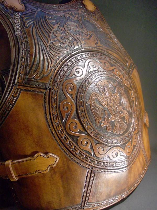 17 Best Images About Fantasy Medieval Leather Armor Guild