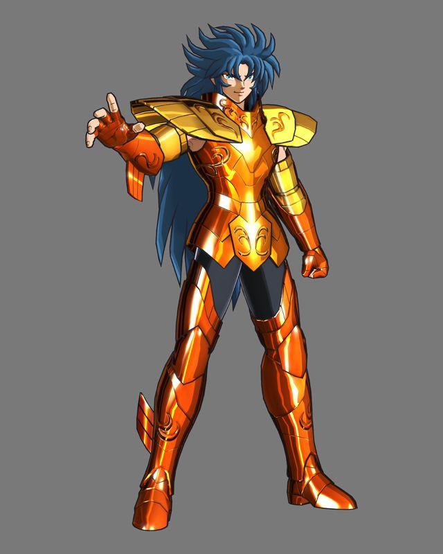 Saint Seiya: Brave Soldiers. Kanon