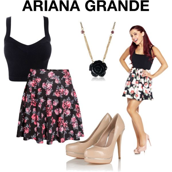 Hollywood Stars: Ariana Grande Profile And Pictures-Wallpapers   Ariana Grande Victorious Outfits