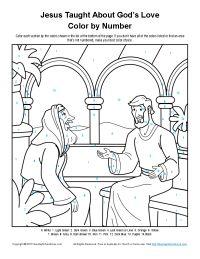 9 best Jesus and Nicodemus Bible Activities images on Pinterest