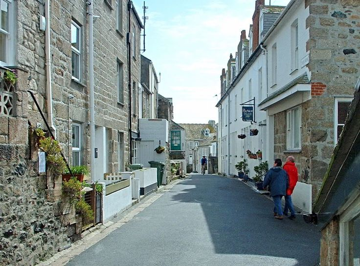 Back Road East, St Ives, Cornwall