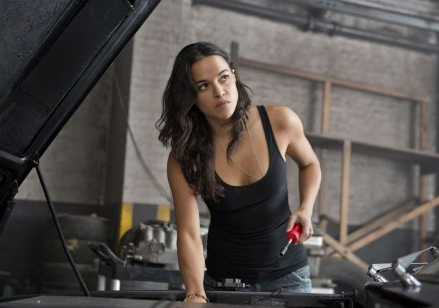 Michelle Rodriguez to Star in Steve McQueens Widows Movie