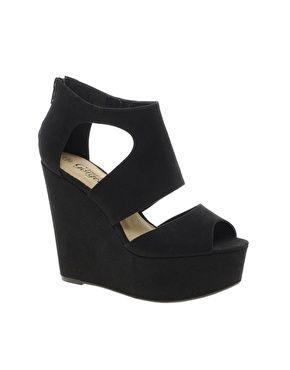Agrandir New Look - Chaussures à semelles compensées