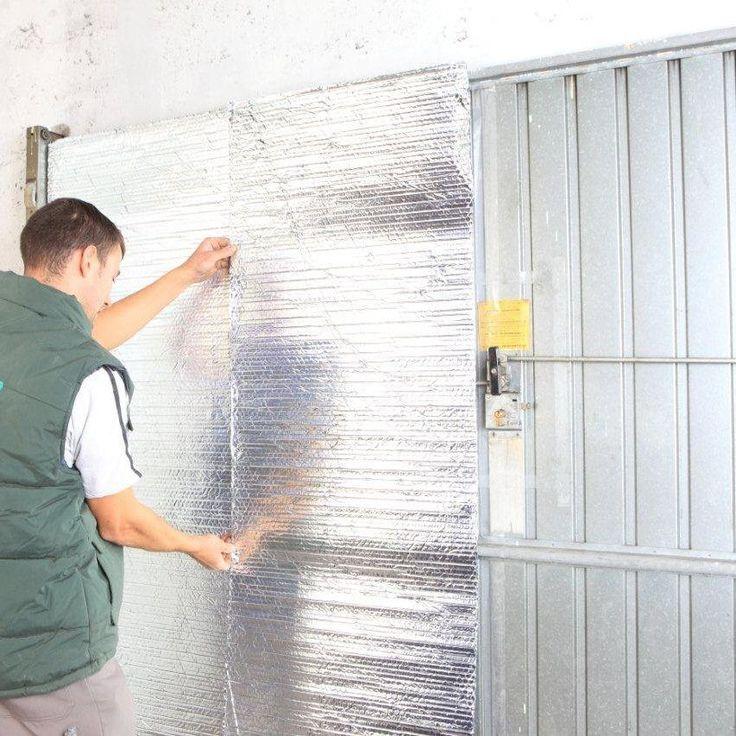 Aluminium Foil Garage Insulation Kit, (L)1000mm | Departments | DIY at B&Q