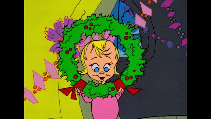 Cindy Loo Who Christmas Cartoons Christmas Characters