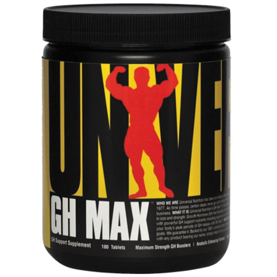 Universal Nutrition GH Max | Testosterone Boosters - The UK's Number 1 Sports Nutrition Distributor | Tropicana Wholesale
