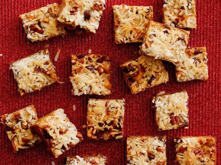 Magic Bars recipe from Food Network Kitchen via Food Network