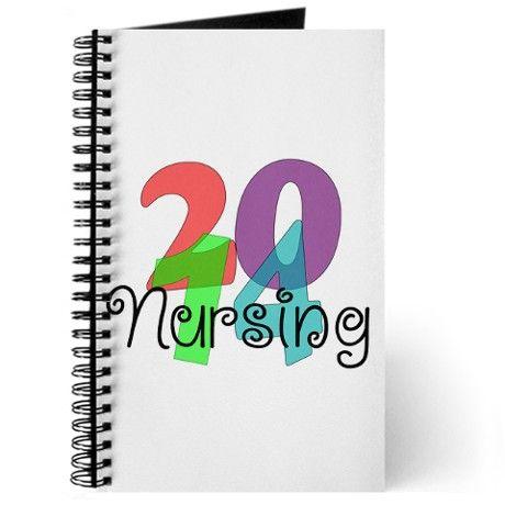 Nursing Class 2014 Journal on CafePress.com http://www.cafepress.com/+nursing_class_2014_journal,1336648165