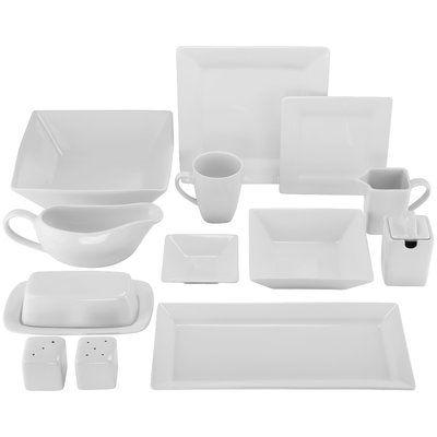 Modern Dinnerware Sets | AllModern
