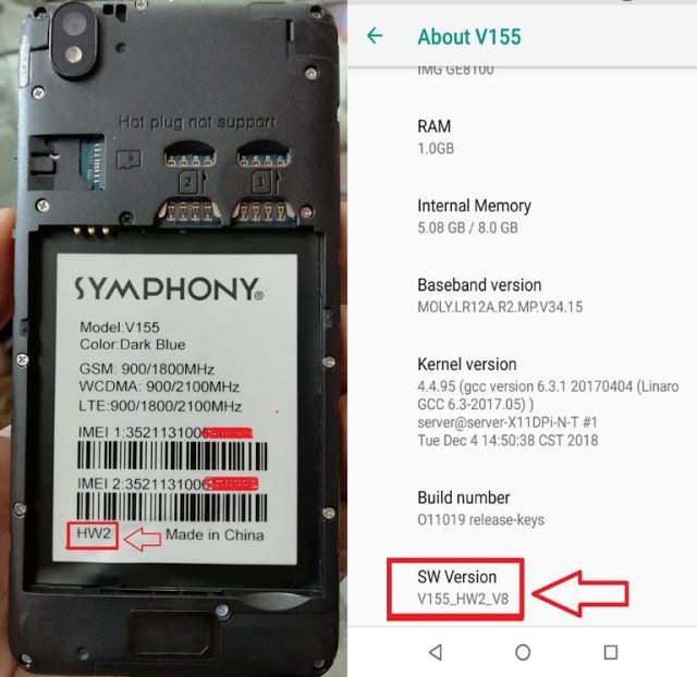 Symphony V155 Flash File Hw2 Firmware Fastboot Mode Fix Care File 100 Tested Mobile Official Frimware Firmware Symphony Flash
