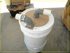 Diy dust extractor