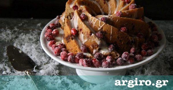 Κέικ βρώμης με ινδοκάρυδο και φρούτα του δάσους από την Αργυρώ Μπαρμπαρίγου | Υγιεινό και εύκολο κέικ που γίνεται και χωρίς μίξερ, με γεύση φανταστική!