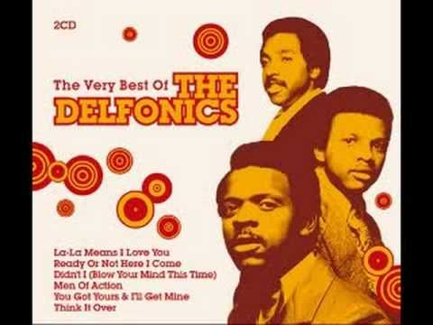 The Delfonics-Ready Or Not Here I Come.  Gorgeous orchestration!