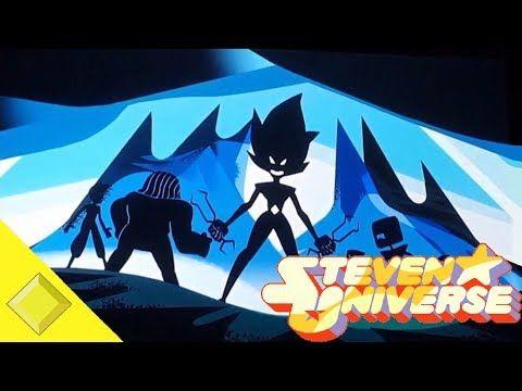 """SDCC 2017 all sneak peaks""//Season 5//Steven Universe//Clip - Yellow Diamond - YouTube"