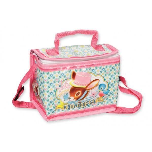 Un sac isotherme pour le repas de midi .. je vous laisse choisir le style !