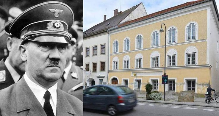 Adolf Hitler's Birthplace May Be Destroyed - http://all-that-is-interesting.com/hitler-birthplace-destruction?utm_source=Pinterest&utm_medium=social&utm_campaign=twitter_snap