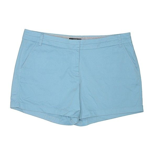 J. Crew Khaki Shorts ($23) ❤ liked on Polyvore featuring shorts, blue, j crew shorts, blue shorts, cotton shorts, blue khaki shorts and khaki shorts