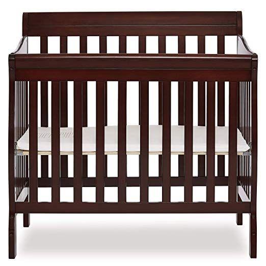 Dream On Me 4 In 1 Aden Convertible Mini Crib Best Baby Cribs Mini Crib Cribs