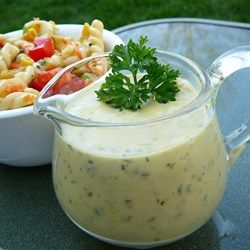 Home-Opener Pasta Salad Dressing - Allrecipes.com
