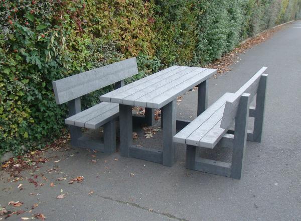 Panaworld - Picknickbank Tendens