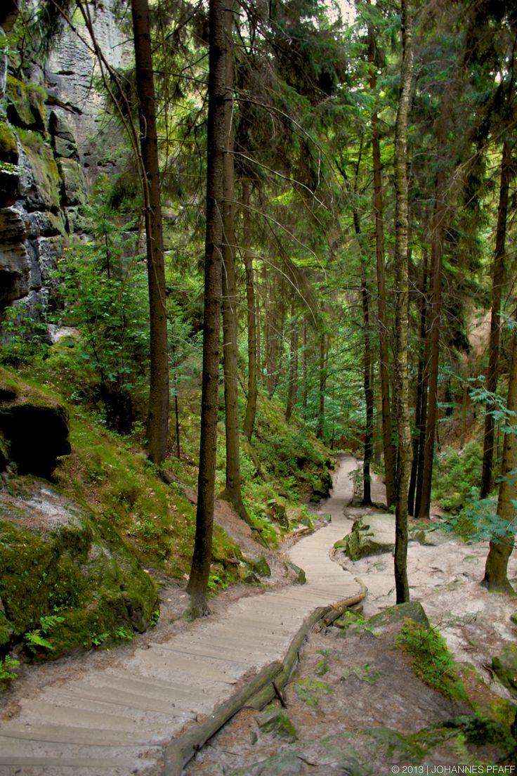 Elbsandsteingebirge / Sächsische Schweiz Great for hiking!