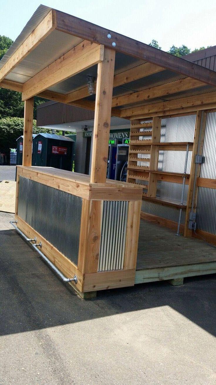 Fascinating backyard bar shed ideas made easy backyard