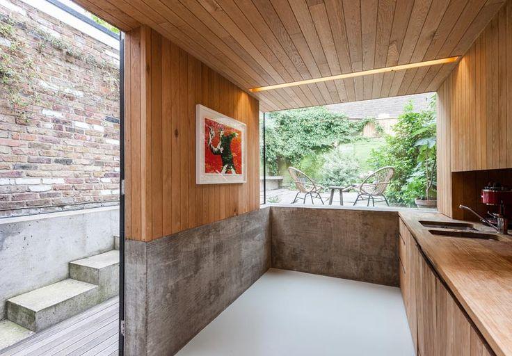Swarovski house bevan street london n1 the modern for Modern day houses for sale