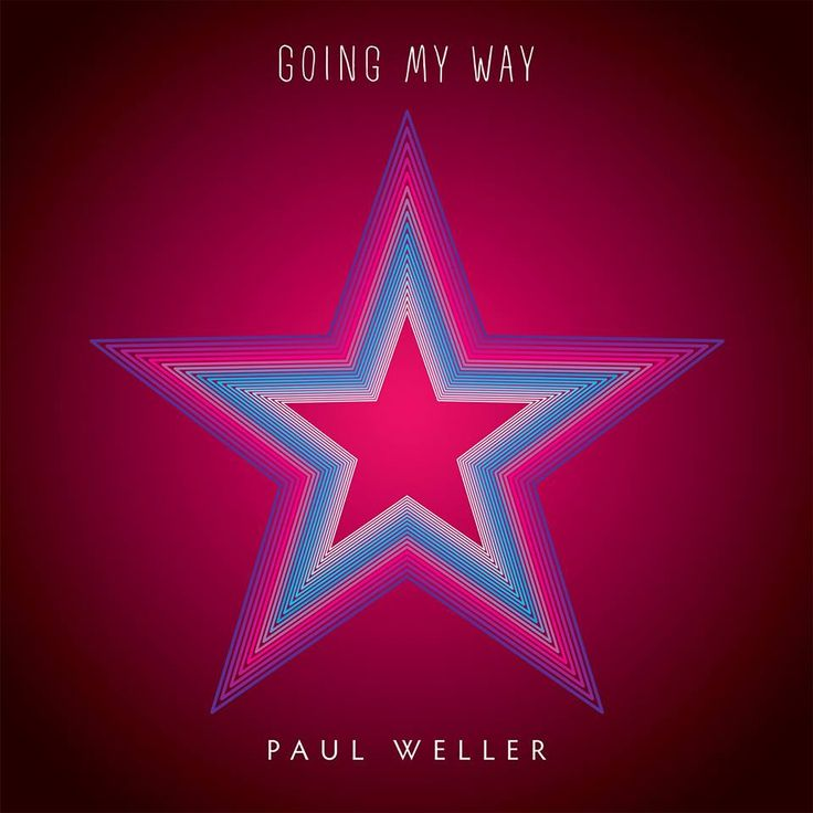"Pre-Order Paul Weller's Upcoming Single, ""Going My Way!"" 