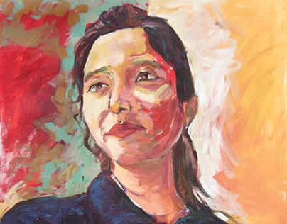 """Check out new work on my @Behance portfolio: """"PORTRAIT"""" http://be.net/gallery/55490047/PORTRAIT"""