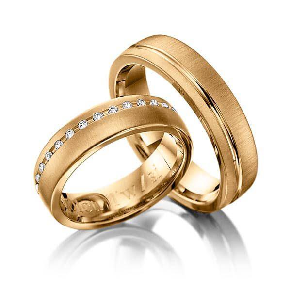 Trauringe Style | Trauringe 123gold
